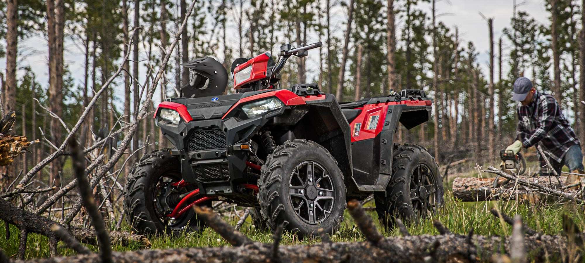 quad polaris carnoux
